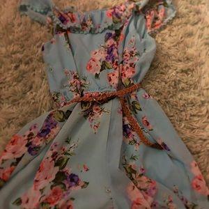 Other - Zunie floral romper